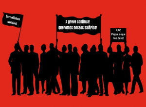 Correio Popular: greve dos jornalistas completa um mês