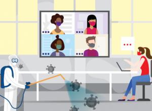 CUT e entidades lançam manual que explica como relacionar Covid à doença de trabalho