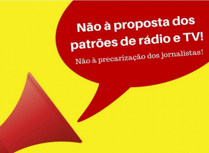 Carta de jornalistas da Rede TV à categoria