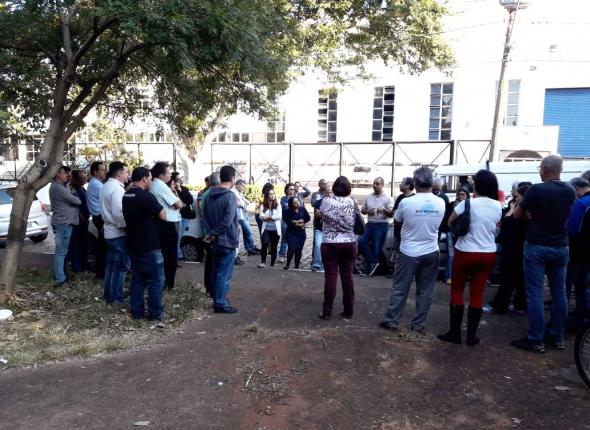Correio Popular: greve completa 100 dias e RAC não quita dívida