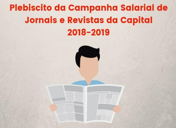 Plebiscito da Campanha da Capital termina nesta quinta (20)