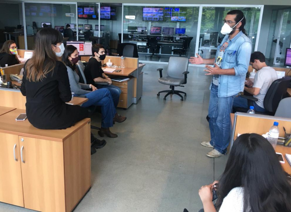 Jornalistas de rádio e tv são chamados à participação no Vale do Paraíba