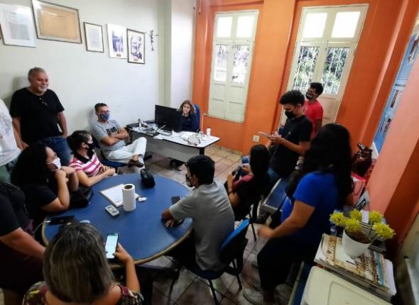 Após instauração de inquérito do MPT, jornalistas decidem encerrar greve em A Crítica
