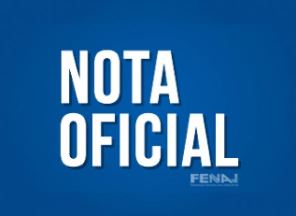 FENAJ e Sindicatos repudiam censura praticada pelo STF