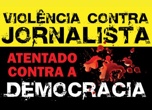 Sindicato e entidades coordenam ações para garantir proteção a jornalista de Olímpia