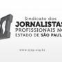 Sindicato ratifica nota de apoio ao jornalista Glenn Greenwald