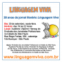 30 Anos do jornal literário Linguagem Viva