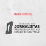 Sindicato dos Jornalistas de São Paulo e Federação Nacional dos Jornalistas manifestam pesar pela morte do jornalista Paulo Henrique Amorim