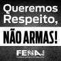 Nota oficial – FENAJ diz não ao armamento de profissionais