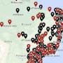 Greve geral tem adesão em mais de 380 cidades. Confira no mapa