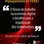 Nova diretoria da FENAJ realiza Seminário Sindical e de Planejamento em SP