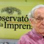 Jornalista Alberto Dines morre aos 86 anos