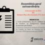 Sindicato convoca jornalistas da Codesp para Assembleia Geral Extraordinária
