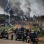 Meios de comunicação são atacados e incendiados durante protestos na Nigéria