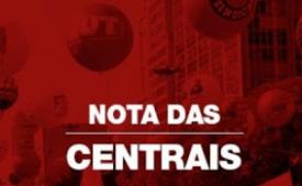 CUT e centrais criticam MP da morte de Bolsonaro e pedem respeito à Constituição