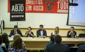 Defesa da liberdade de imprensa e do sigilo de fonte é tema de debate em Curitiba