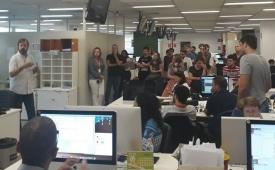 Editora Abril suspende liberação do presidente do sindicato