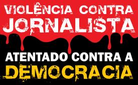 Fenaj lamenta mais um assassinato de jornalista no país