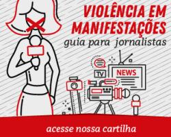 Guia - violência em manifestações