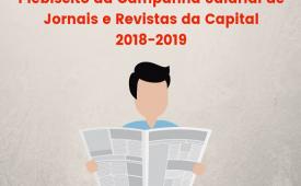 Jornais e Revistas: plebiscito da Campanha da Capital termina nesta quinta (20)