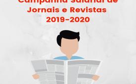 Jornais e Revistas: Sindicato dos Jornalistas entrega reivindicações a empresas da capital