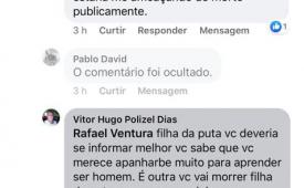 Jornalista é ameaçado de morte em rede social