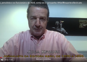 Jornalista Juca Kfouri soma-se à campanha #AbrilRespeiteoSindicato