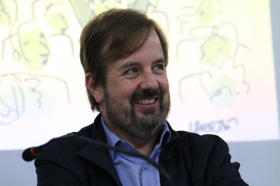 Paulo Zocchi, presidente do SJSP