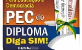 PEC do Diploma será votada em fevereiro no Senado