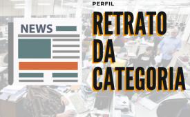 Perfil da categoria: Jornais e revistas puxam redução dos postos de trabalho