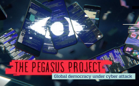 Programa Pegasus ajudou a espionar mais de 180 jornalistas