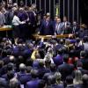 Reforma segue para segundo turno na Câmara. Veja quem votou contra o trabalhador