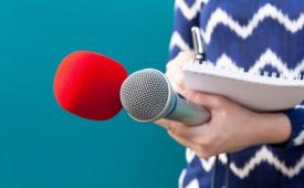 Relatório mostra apenas um ligeiro progresso na visibilidade das mulheres nas notícias