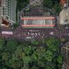 São Paulo tem multidão nas ruas em atos por todo estado