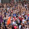 Servidores da capital em greve contra reforma da previdência municipal