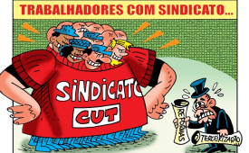"""Sindicalização: a melhor defesa contra a """"reforma"""" trabalhista"""