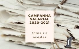 Sindicato assina aditivo à Convenção Coletiva de Trabalho de Jornais e Revistas da Capital
