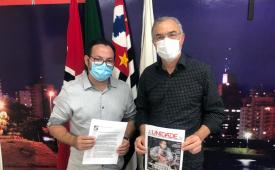 Sindicato cobra vacina para jornalistas em São José do Rio Preto