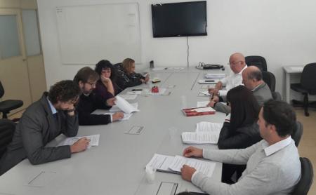 Sindicato dos Jornalistas vai avaliar contraproposta patronal para resposta na sétima rodada. Foto: Flaviana Serafim/SJSP