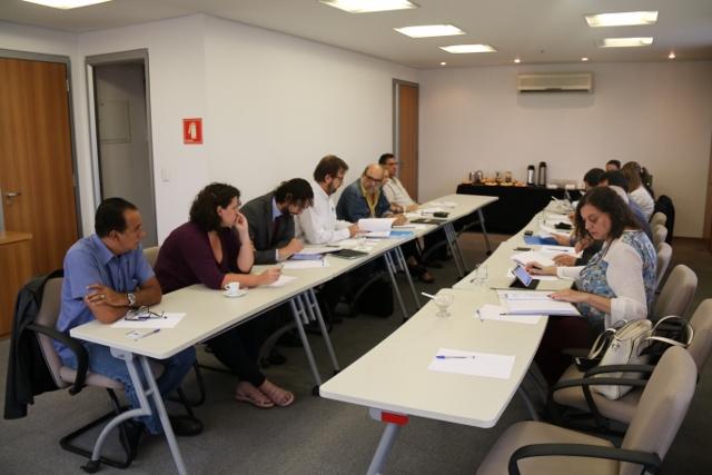 SJSP realiza quinta rodada de negociação da Campanha Salarial de Rádio e TV / Foto: Cadu Bazilevski