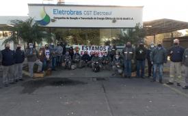 Todo apoio à greve na Eletrobrás, contra a privatização