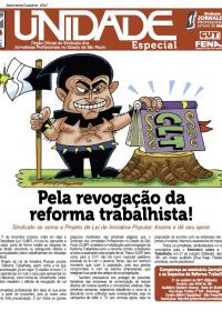 Unidade Especial  Reforma Trabalhista